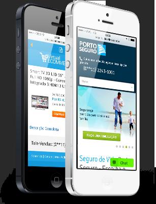 Versões Mobile Responsive e Dedicados